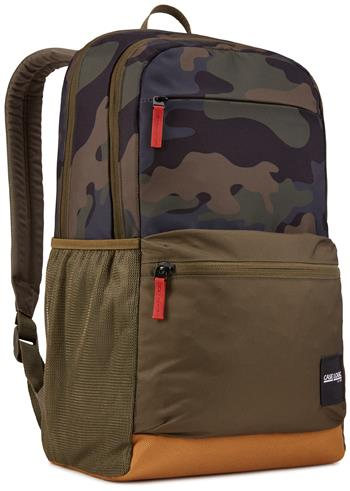 0085854243551 - Case Logic uplink backpack olive camo (26 liter)