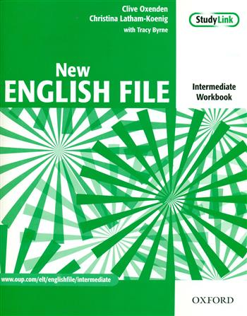 9780194518048 - New english file intermediate workbook
