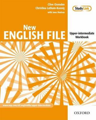 9780194518451 - New english file upper-intermediate workbook