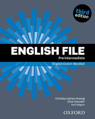 9780194598293 - English file pre-intermediate stud bk +culture reading p BE