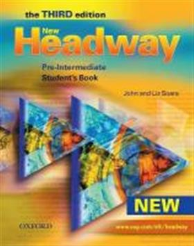9780194715850 - New headway pre-intermediate student's book