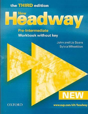 9780194715874 - New headway pre-intermediate workbook without key