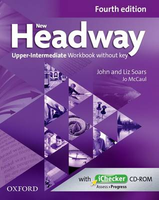 9780194718899 - New headway upper-intermediate workbook without key