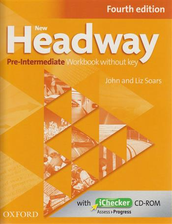 9780194769631 - New headway pre-intermediate workbook without key