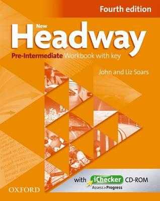 9780194769648 - New headway pre-intermediate workbook with key + iChecker