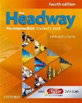 9780194769662 - New headway pre-intermediate student's book (+ dvd-rom)