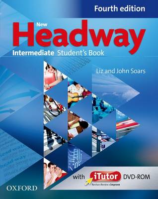 9780194770255 - New headway intermediate student's book (revised 2019)