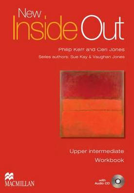 9780230009158 - New inside out upper-intermediate workbook without key