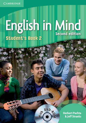 9780521156097 - English in mind student's book 2 (+ dvd-rom)