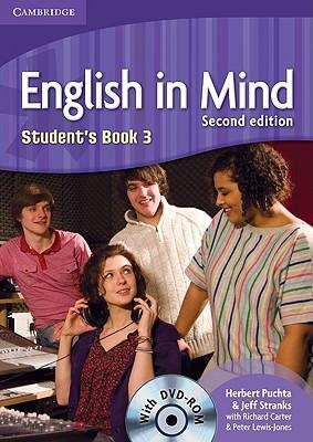 9780521159487 - English in mind student's book 3 (+ dvd-rom)