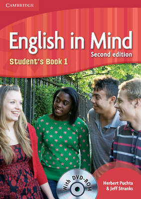 9780521179072 - English in mind student's book 1 (+ dvd-rom)