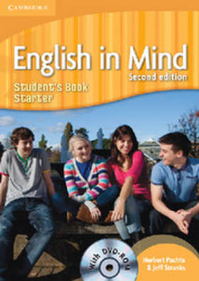 9780521185370 - English in mind starter student's book (+ dvd-rom)