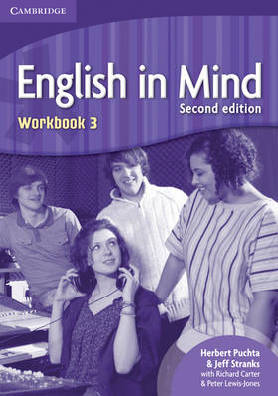 9780521185608 - English in mind workbook 3