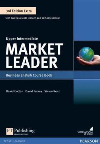 9781292134819 - Market leader extra upper-intermediate coursebook (+ dvd-rom)