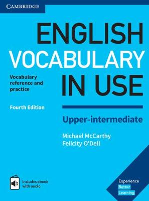 9781316631744 - English vocabulary in use upper-int book with answ (+ eBook)