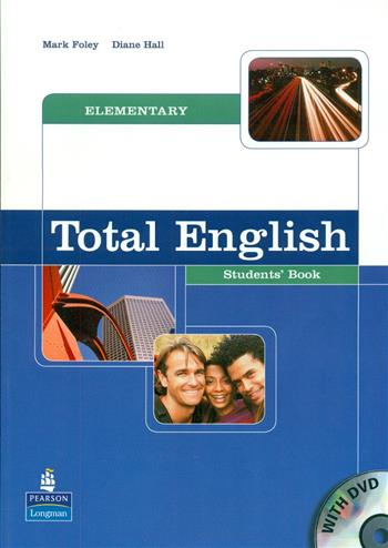 9781405815611 - Total english elementary student's book (+ dvd)