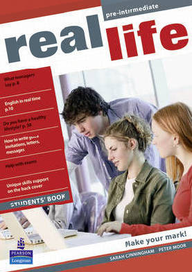 9781405897068 - Real life pre-intermediate student's book
