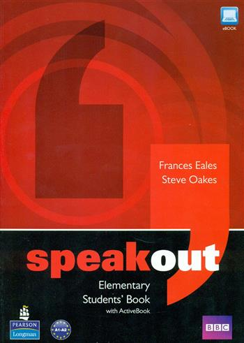 9781408219300 - Speakout elementary student's book (+ dvd)