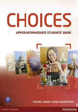 9781408242056 - Choices upper-intermediate student's book