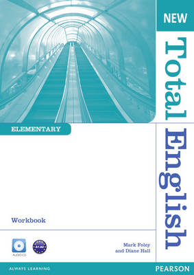 9781408267349 - New total english elementary workbook without key (+ cd-rom)
