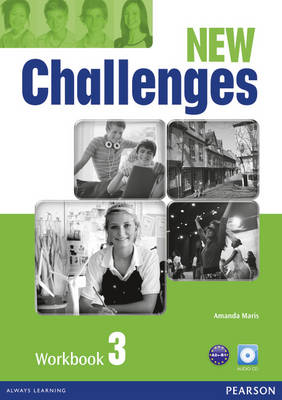 9781408298435 - New challenges workbook 3