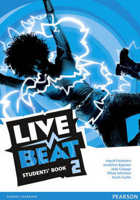 9781447952800 - Live beat student's book 2