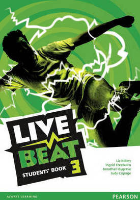 9781447952930 - Live beat student's book 3